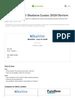 BlueVine Small-Business Loans_ 2020 Review -1 NerdWallet