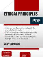 2.ETHICAL PRINCIPLES