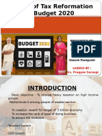 BUDGET AND IMPACT ON TAX BURDEN (1).pptx