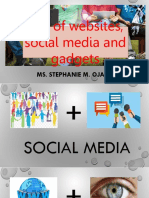 Use of websites, social media and gadgets.pptx