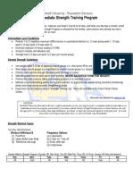 Intermediate Level Strength Training Program1.doc