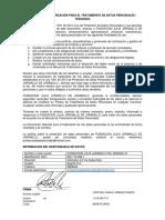 FORMATO AUTORIZACION PARA EL TRATAMIENTO DE DATOS PERSONALES - TERCEROS FJJDJ.pdf