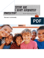 To what extent are children's right adequately protected.pptx