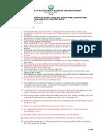 FDNACCT Review Exam-AnsKey-SetA