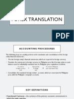 01 Forex translation