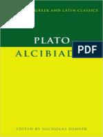 Alcibiades de platón