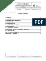 3-PEP-751127-OC-02 PROCEDIMIENTO DE LASTRADO DE TUBERÍA (1)