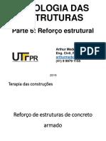 TERAPIA DAS CONSTRUCOES - Aula 5.2 - reforco