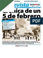 Juan Gargurevich, El cinco de febrero de 1975, Expreso se defiende