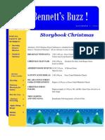 Bennetts Buzz December[1]