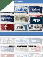 Las Redes Sociales en Colombia
