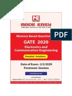 Made Easy-EC