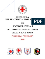 OPSA - Linee Guida Parte Prima Generale
