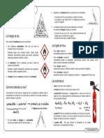 Triangle de feu Duperrex