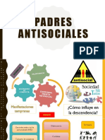 Padres antisociales