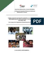 Iniciativa El Salvador Adolescentes Jovenes v090708