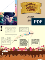 charlie and the chocolate factory intrinsic and extrinsic elements