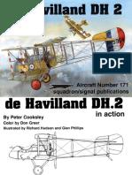 Squadron Signal - Aviation - In Action - 1171 - De Havilland DH 2