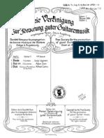 IMSLP36403-PMLP81215-Various Freie Vereinigung Guitare Jahrgang1 Heft1