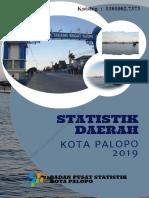 Statistik Daerah Kota Palopo 2019