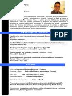 CV Roberto bibliotecario