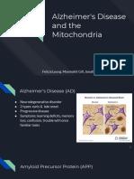 PHM142 AD and mitochondria presentation
