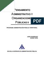 2 PENSAMIENTO ADMINISTRATIVO Y ORGANIZACIONES PUBLICAS II.do.pdf