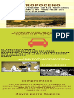 etica ambiental fase 1 Infographic