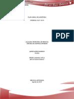 Plan Anual de Auditoría 2017-NECOCLI - copia