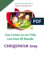 chiquimar 2019