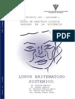 LUPUS ERITEMATOSO SISTEMICO (Autoguardado)