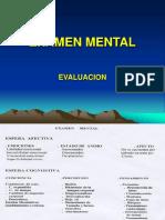 Examen Mental - Esferas.ppt