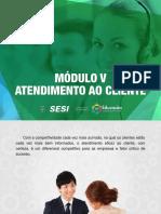 SESI ES - SATISFAÇÃO DO CLIENTE - Módulo 5 - Atendimento Ao Cliente
