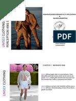 Unisex Clothing.pptx