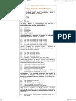 AUTO ESCOLA SIMULADOS Simulados Eletrônicos - Página Principal - Prova 2