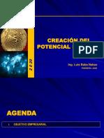SESION III CREACION_POTENCIAL_DE_VALOR-SMV-ESAN-FEB 2020 VF