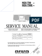 Aiwa Cx Nt99lh PDF