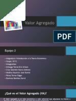 Valor Agregado (2)