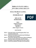 Kelas XI Semester 1 (Nugrah Pratama)