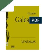 Eduardo Galeano, Ventanas