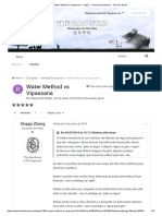 Water Method vs Vipassana - Page 2 - General Discussion - The Dao Bums