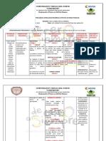 PLANEACION PEDAGOGICA 7-11 DE AGOSTO