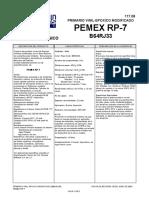 PEMEX RP-7