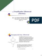 Lec01 - El Amplificador Diferencial