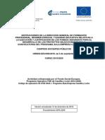 Instrucciones Aula-Empresa. Centros Públicos