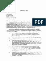 Peter Frank Letter