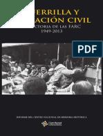 Guerrilla y población civil - Trayectoria de las FARC 1949 -2013