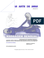 Massagem Sensual - Regina Racco