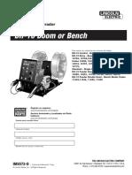 alimentador de alambre doble lincoln dh manual de operacion