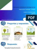 Información Ambiental de Santiago de Cali